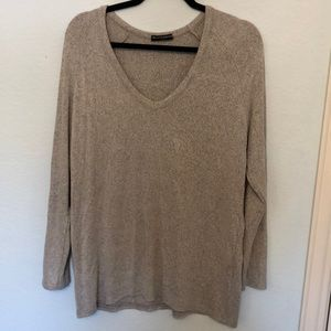 Brandy Melville Softest Gray Sweater